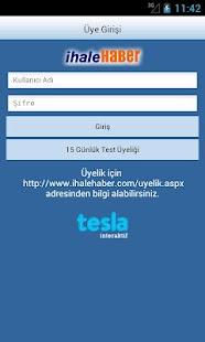 İhale Haber Mobil- screenshot thumbnail