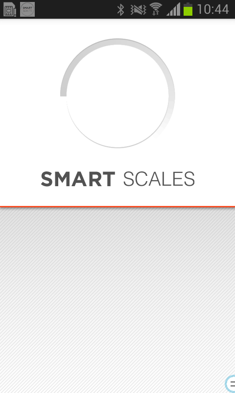SmartScales- screenshot
