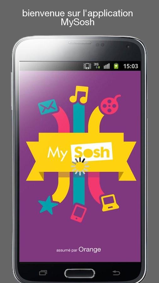 MySosh - screenshot