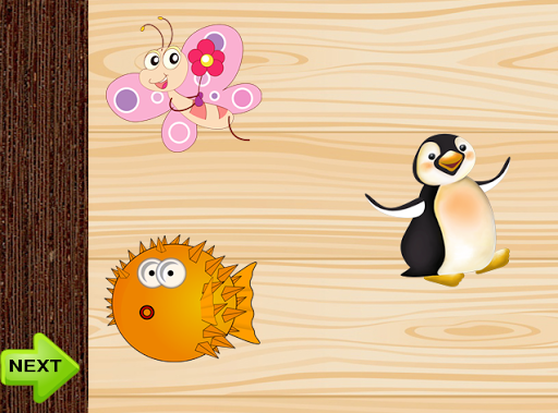 Animals Toddlers Puzzle