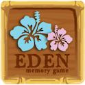 Eden Memory Game logo