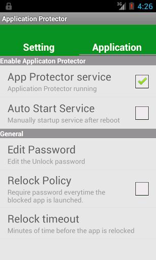 App Protector - App Locker