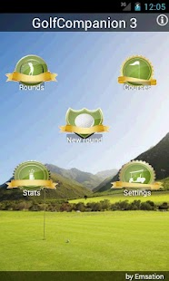 GolfCompanion - Golf GPS Demo - screenshot thumbnail
