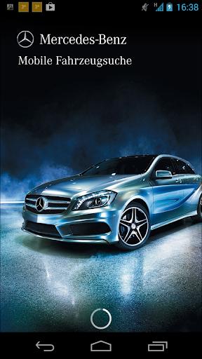 Mercedes-Benz Fahrzeugsuche