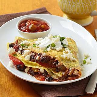 Knife-and-Fork Breakfast Burrito.