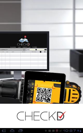 【免費生產應用App】CHECKD EQUIPMENT-APP點子