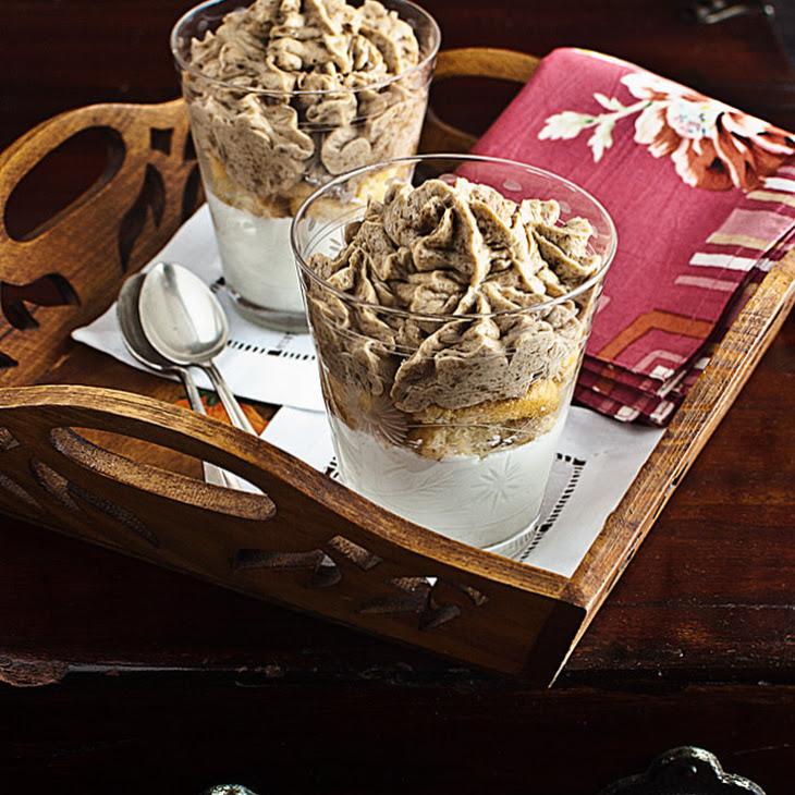 Chestnut Goxua Recipe