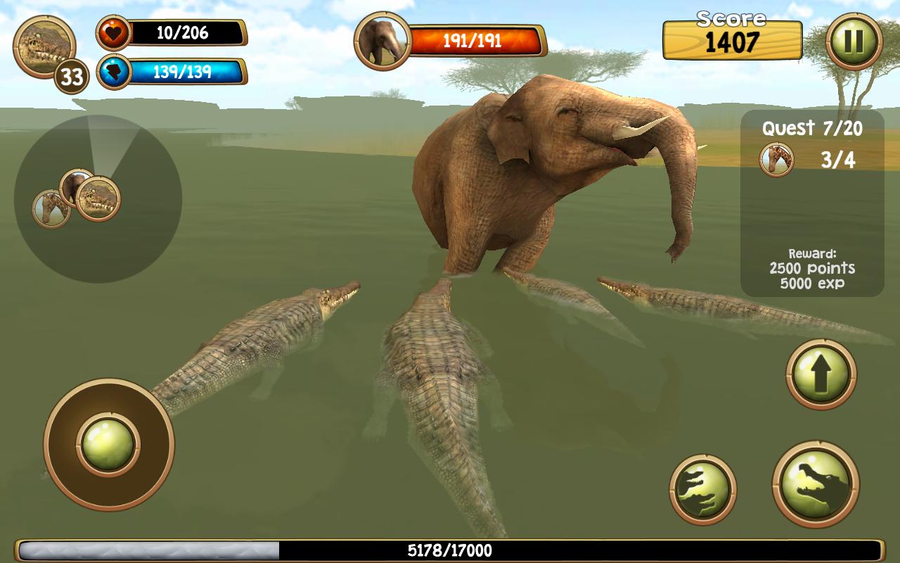 Wild-Crocodile-Simulator-3D 21