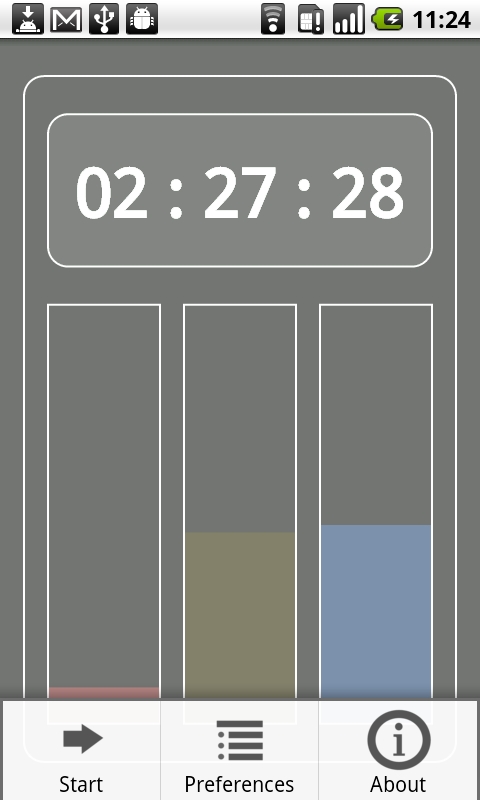 Happy Timer - Handy Timer- screenshot