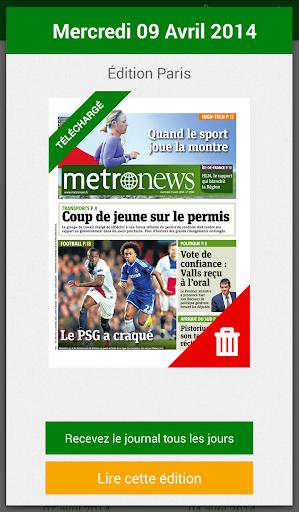 Metronews - le Journal