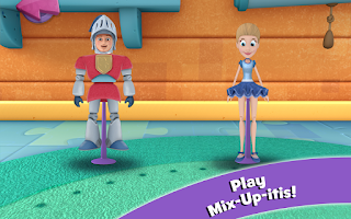 Screenshot of Doc McStuffins