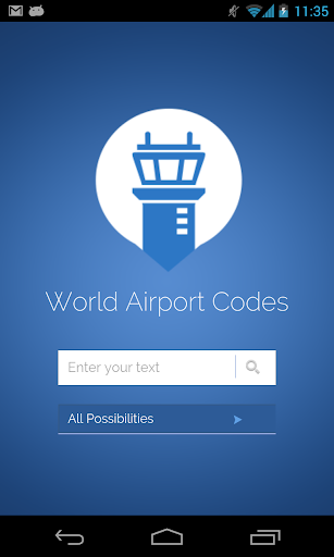 World Airport Codes
