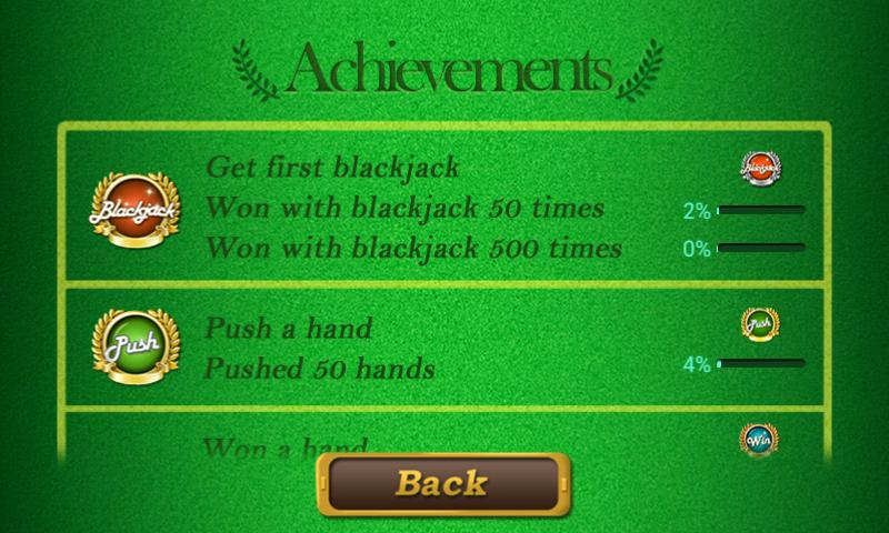 AE Blackjack - screenshot