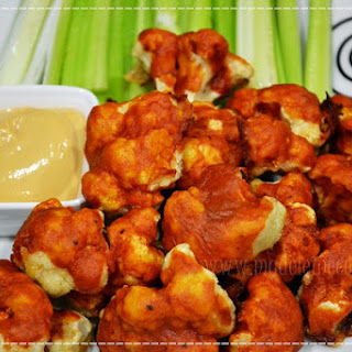 Cauliflower Finger Foods.
