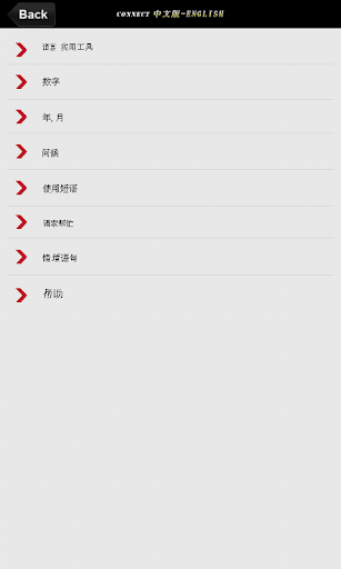CHINESE ENGLISH CONNECT APP