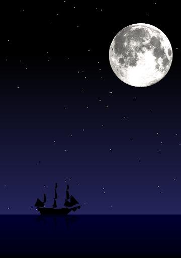月球和行星