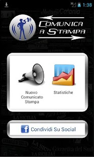 Comunica A Stampa (Demo) - screenshot thumbnail