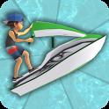 Jet Ski Joyride Free icon