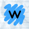 wordoid! (word game) logo