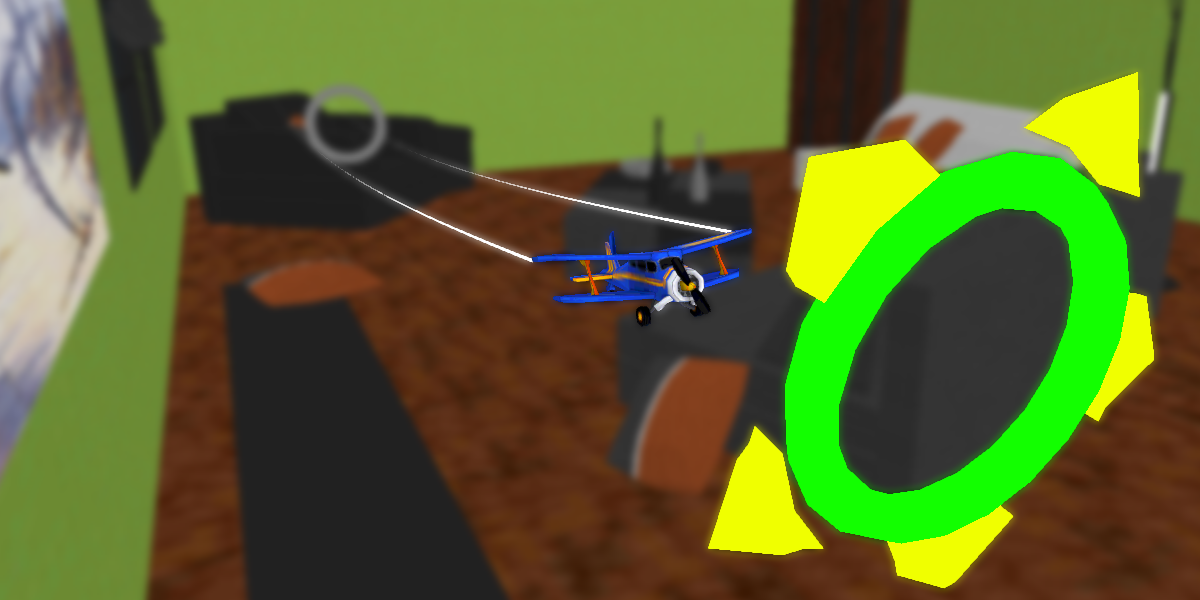 3D Fly Plane- screenshot