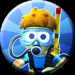 Scuba Diving Treasure Hunter
