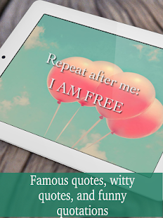 Quotes and quotations- screenshot thumbnail