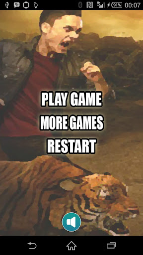 Kuis Manusia Harimau