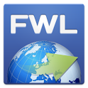 FWebLauncher for Facebook web logo