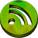 RSS Feed Hungry. Feedly reader icon