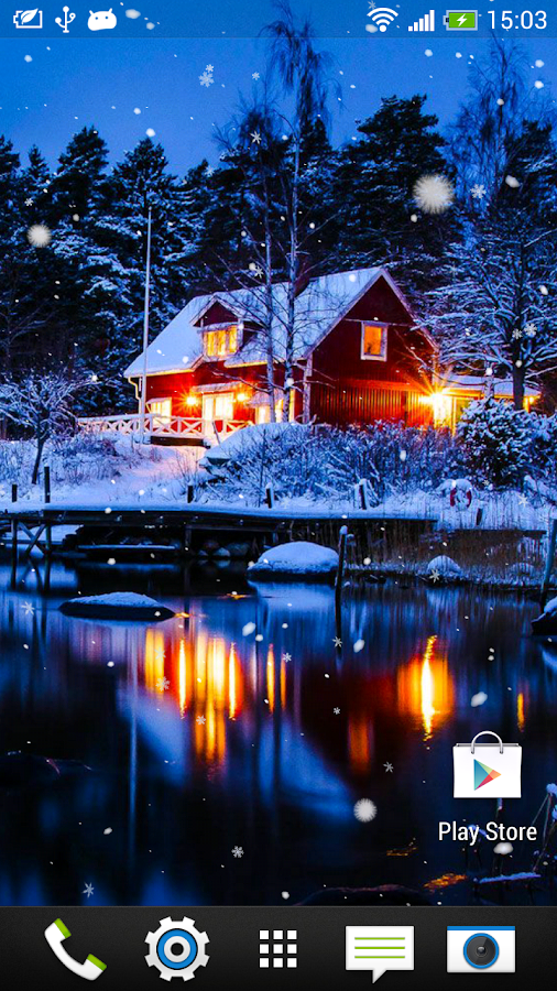 Snowfall Live Wallpaper 6gw0zSCplU6_HB6k869Y