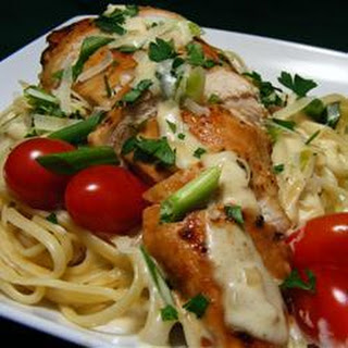 Creamy Chicken Linguine Recipe