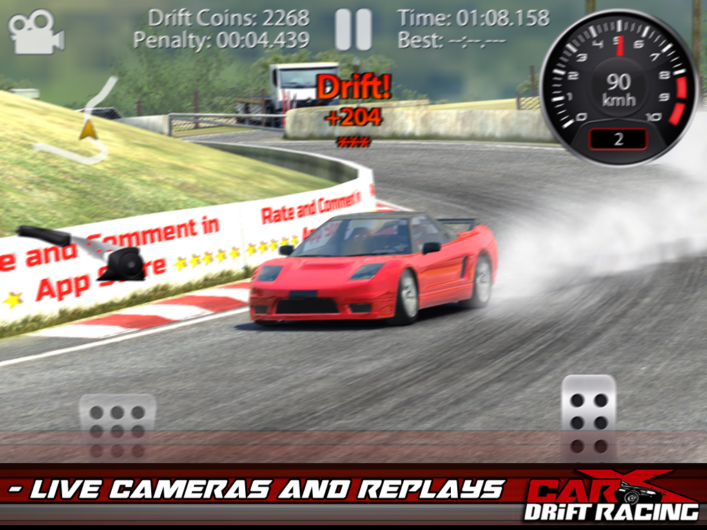 CarX Drift Racing Lite: captura de pantalla