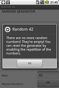 Random 42- screenshot thumbnail