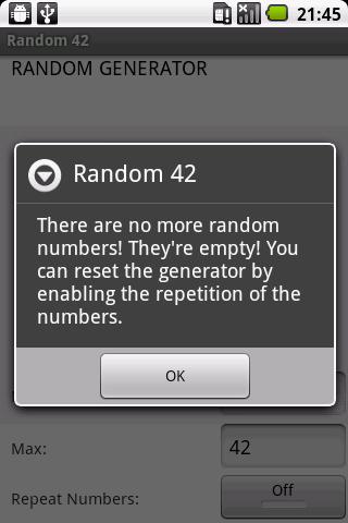 Random 42- screenshot