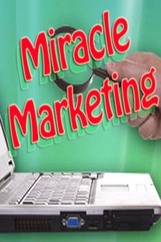 【免費商業App】Miracle Marketing-APP點子