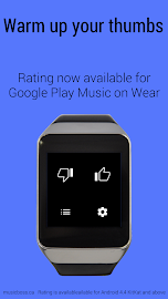 Music Boss for Android Wear Screenshot 3