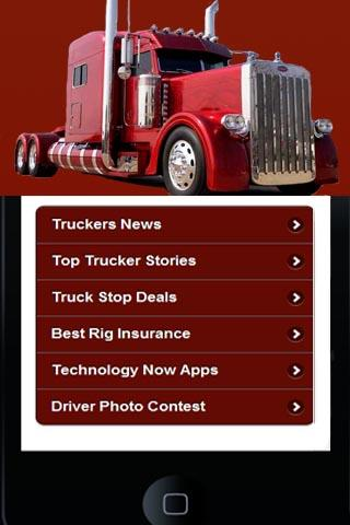 Truckers - screenshot