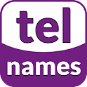 Telnames Mobile Site Builder icon