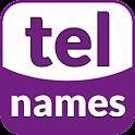 Telnames Mobile Site Builder icon