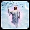 Jésus-Christ Fond Animé