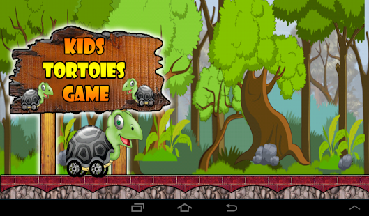 Kids Rabbit Run - Android Apps Game