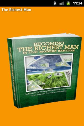 Becoming The Richest Man