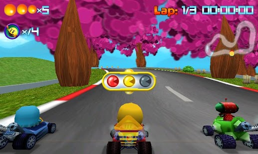 PAC-MAN Kart Rally by Namco- screenshot thumbnail
