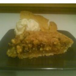 New Mexico Oatmeal Pie