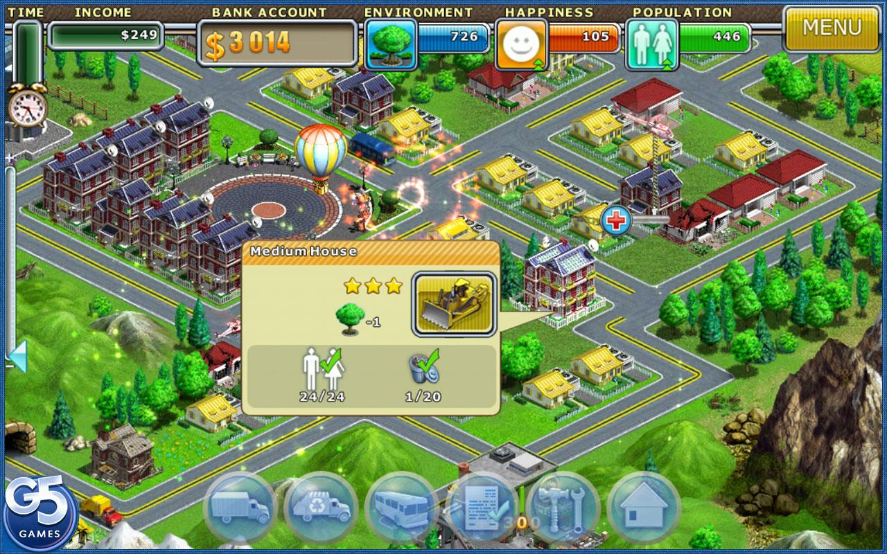Virtual City® - screenshot