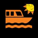 Båtbussguide (Deutsch) logo