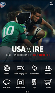USA Rugby - screenshot thumbnail