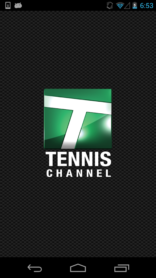 Tennis Channel Everywhere - screenshot