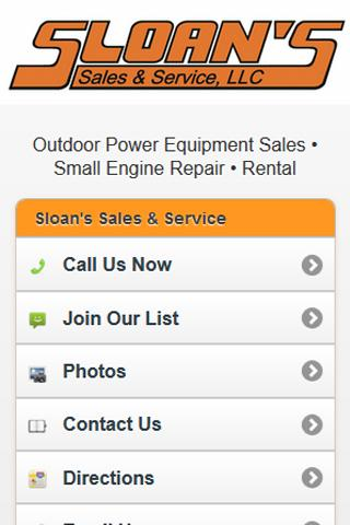 Sloans Sales and Service
