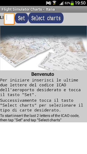 Flight Simulator Charts Italia
